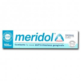 Meridol Dentifricio, tubo da 100ml