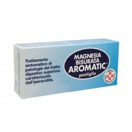 Magnesia bisurata aromatic, 40 compresse