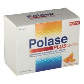 Polase Plus 24 bustine effervescenti - Integratore Magnesio Potassio