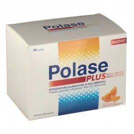 Polase Plus 36 bustine effervescenti - Integratore Magnesio Potassio
