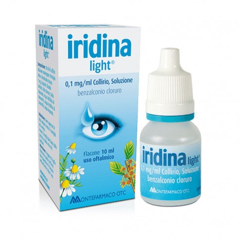Iridina Light, flacone da 10ml