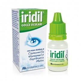 Iridil Gocce Oculari, flacone da 10ml
