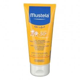 Mustela Bebè Latte Solare SPF 50+, 200 ml