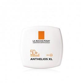 La Roche-Posay Anthelios XL SPF 50+ Crema compatta Uniformante, 9 g - Sand Beige