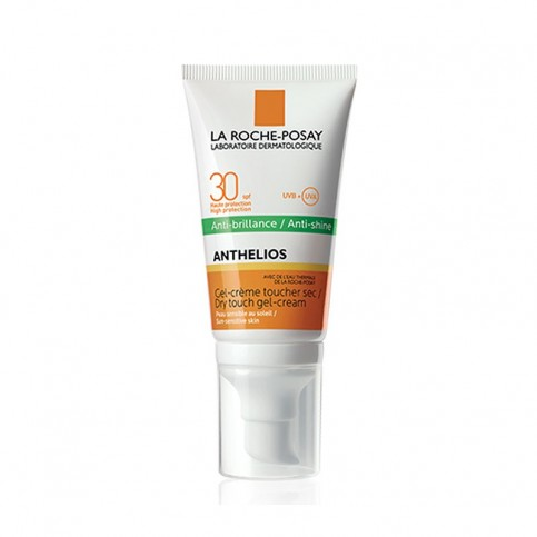 La Roche-Posay Anthelios XL SPF 30 Gel-crema tocco secco, 50 ml