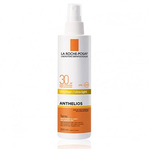 La Roche-Posay Anthelios SPF 30 Spray, 200 ml