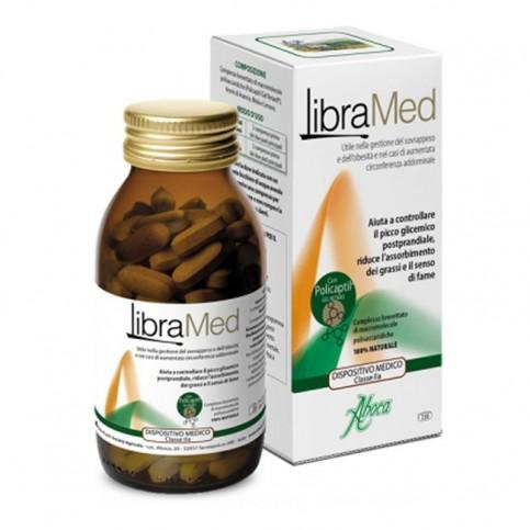 Aboca Fitomagra Libramed, flacone da 138 compresse