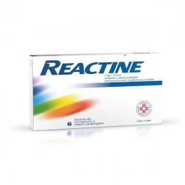 Reactine, confezione da 6 compresse