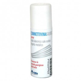 Connettivina Silver Spray, flacone spray da 50 ml