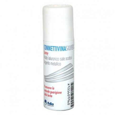 ConnettivinaSilver Spray, flacone spray da 50 ml