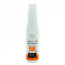 Fiocchi di Riso Sole Switch Mamma & Family latte solare SPF 30, 140 ml