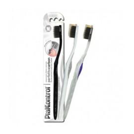 Plakkontrol Perfetto Carbon spazzolino