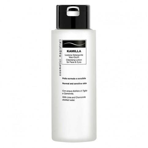 Kamilla Lozione Detergente Viso-Occhi, 400 ml