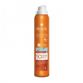 Rilastil Sun System Baby Spray Transparent SPF 50+, 200 ml