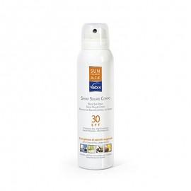 Vebix Sun Program Spray Solare Corpo SPF 30, 125 ml