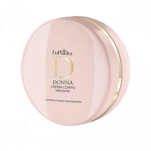 Euphidra Donna Crema Corpo, 200 ml