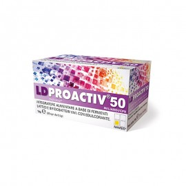 Named LD Proactiv 50, 20 compresse da 0.5 g