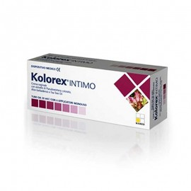 Named Kolorex Intimo Crema Vaginale 30 ml + 6 Cannule