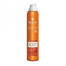 Rilastil Sun System SPF 50+ Spray Transparent, 200 ml
