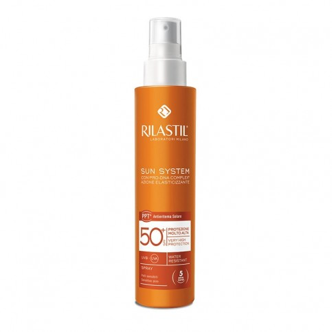 Rilastil Sun System SPF 50+ Spray, 200 ml