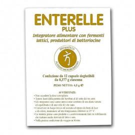 Enterelle Plus Bromatech, confezione da 12 capsule degluttibili