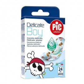 PIC Delicate Boy Cerotto misura Medium 19x72 mm, 24 Cerotti