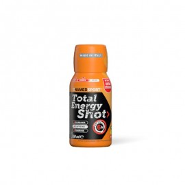 Named Total Energy Shot Orange con caffeina, 60 ml