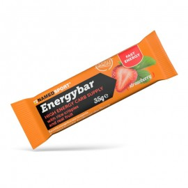 Named Energybar Strawberry, 35 g - Fragola