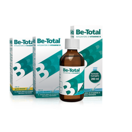 Be-Total, Sciroppo, flacone da 100ml