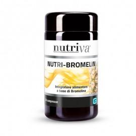 Nutriva Nutri-Bromelin, 30 compresse