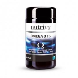 Nutriva Omega 3 TG, 90 capsule softgel