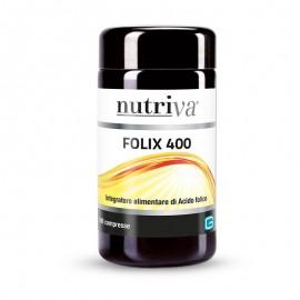 Nutriva Folix 400, 100 compresse
