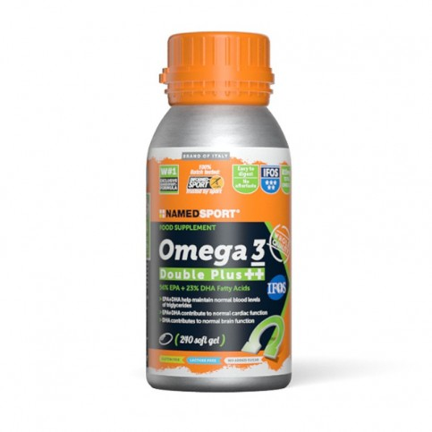 Named Omega 3 Double Plus++, 240 capsule