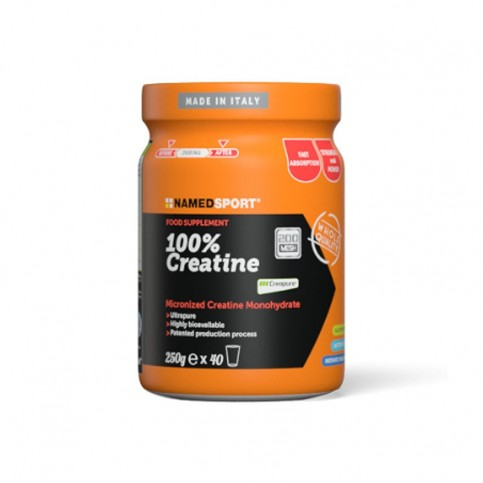 Named Creatina 100%, 250 g