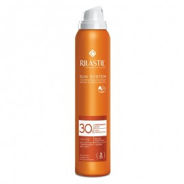 Rilastil Sun System SPF 30 Spray Transparent, 200 ml