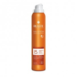 Rilastil Sun System SPF 15 Spray Transparent, 200 ml