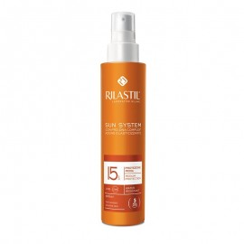 Rilastil Sun System SPF 15 Spray, 200 ml