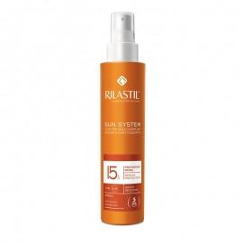 Rilastil Sun System SPF 15 Spray, 200 ml