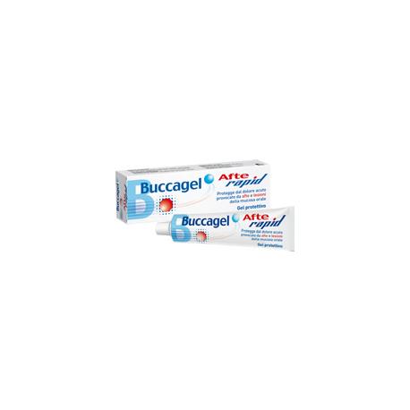 Buccagel Afte Rapid, tubo da 10ml