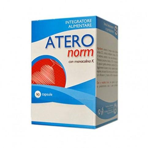 Ateronorm, 90 capsule - Regolare il colesterolo
