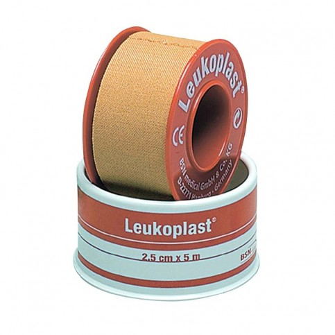 Leukoplast Cerotto 2,5 cm x 5 m, 1 rocchetto