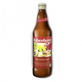Haus Rabenhorst Mix Zenzero/Ginger Bio, 750 ml
