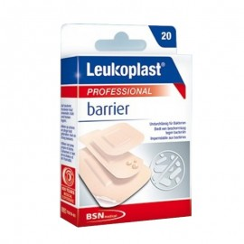 Leukoplast Barrier, 20 cerotti impermeabili assortiti