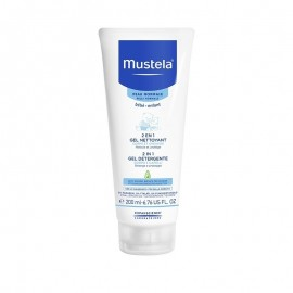 Mustela 2 in 1 Gel Detergente, 200 ml