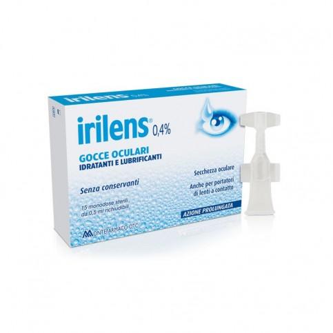 Irilens Gocce Oculari, 15 Ampolle Monodose richiudibili 0,5 ml