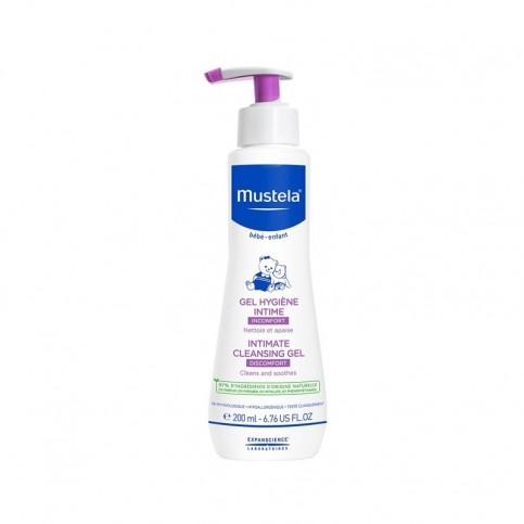 Mustela Gel Detergente Intimo, 200 ml
