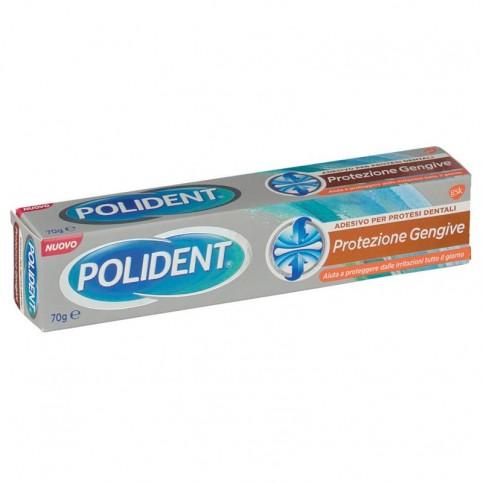 Polident Protezione Gengive Adesivo per Protesi Dentali, 70 g