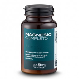 Bios Line Magnesio Completo Principium, polvere solubile 200 g