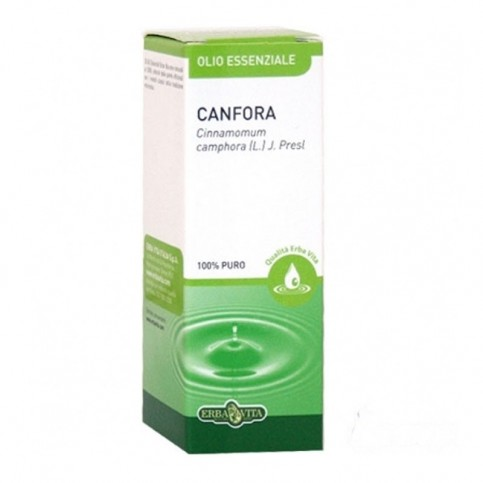 Erba Vita Olio essenziale Canfora, 10 ml