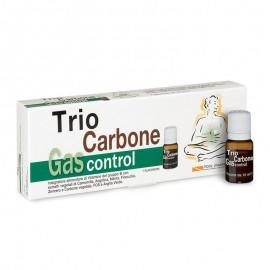 Trio Carbone Gas Control, 7 flaconcini da 10 ml